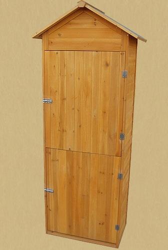 Cassetta da giardino mobile in legno animalmarketonline for Mobile giardino legno
