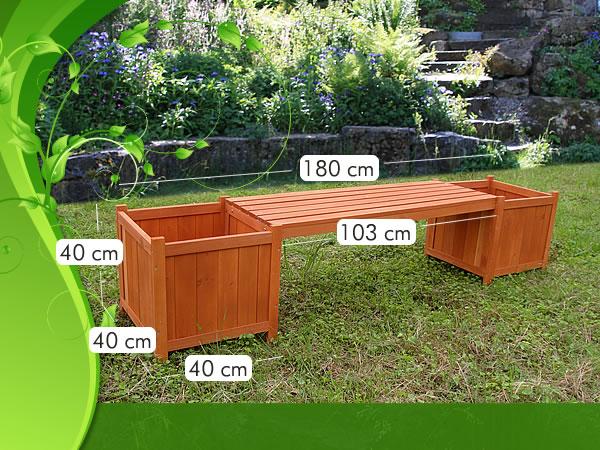 Elegante box panca da giardino balcone animalmarketonline for Cassapanca per balcone