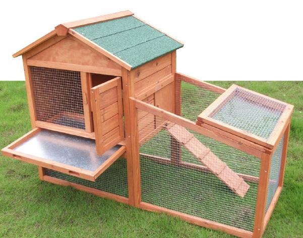 Conigliera in legno alessia animalmarketonline for Conigliera in legno