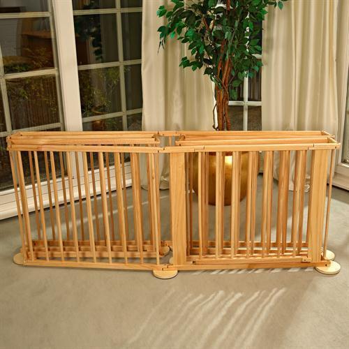 Recinto in legno x bambini pieghevole animalmarketonline for Recinto per bambini usato