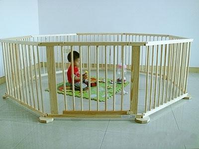 recinto in legno x bambini pieghevole animalmarketonline