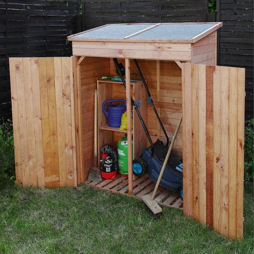 Casetta per esterno in legno ripostiglio da giardino riparo - Casetta in legno da giardino ...