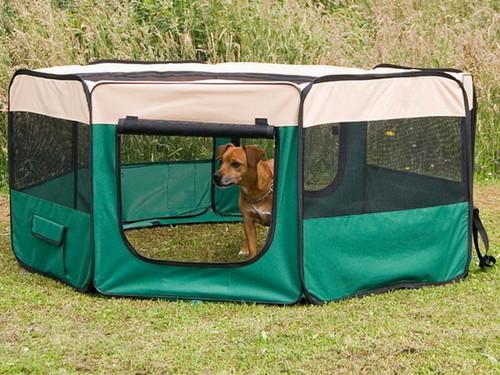 Recinto per cani cuccioli h 40 x d 110 cm animalmarketonline for Recinto per cani da interno fai da te