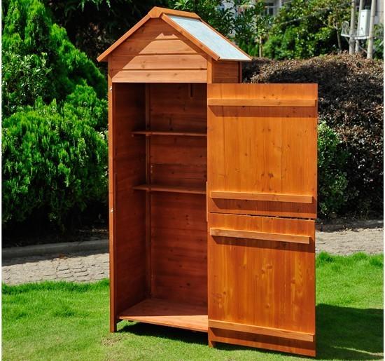 Casetta da giardino mobile in legno - animalmarketonline