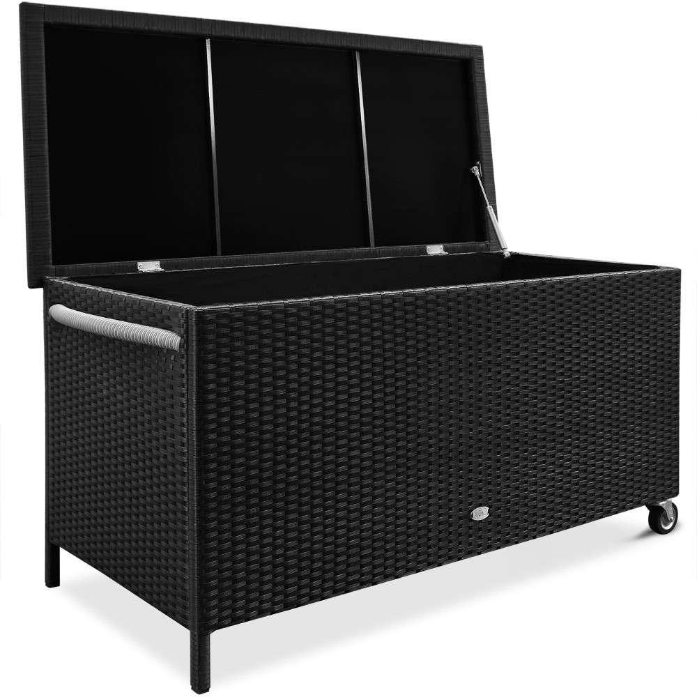 Cassapanca Panchina Da Esterno.Cassapanca Panca Baule Box Telaio In Alluminio Giardino