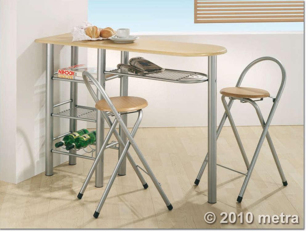 Tavolo con sedie da Cucina LUCA